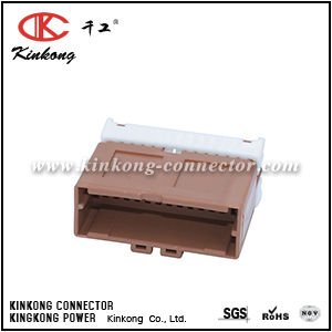 1123367-3 24 pin male automobile connectors CKK5241C-1.0-11