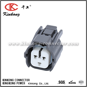 6189-0131 3 way female CKP sensor connectors   CKK7033-2.0-21