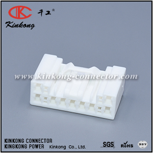 4F1350-0000 13 pole 90 and 40 srs Hybrid Female white Connector CKK5131W-1.2-2.2-21