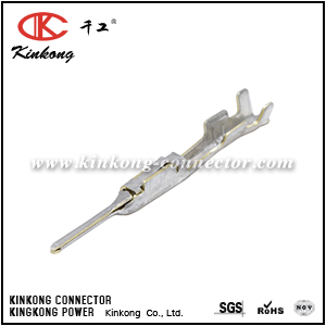 1674742-1 MT702-01030 Male Terminals 0.3-0.5mm² CKK013-0.7MN