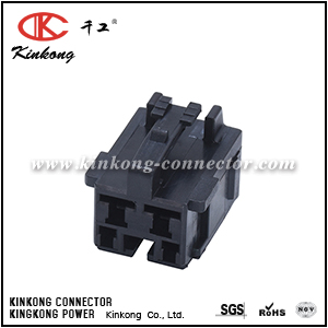 7283-1144-30 4F5480-000 4 hole female auto connection CKK5042B-2.2-4.8-21