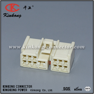 6098-1335 13 hole female socket housing CKK5133W-2.2-4.8-21