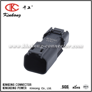 DT04-2P-CE03 TE 2 pin male auto connection