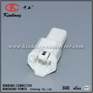 3 pins blade crimp connector CKK7035W-1.0-11
