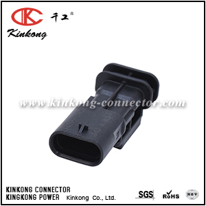 34899-3120 3 pin male cable connector