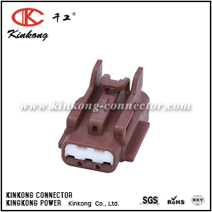 3 hole female Switch of Trunk Lid connector CKK7032H-1.2-21