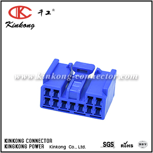 7283-1214-90 11 way female socket housing CKK5115L-2.2-21