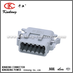 ATM06-12SA 12 ways female electric connector