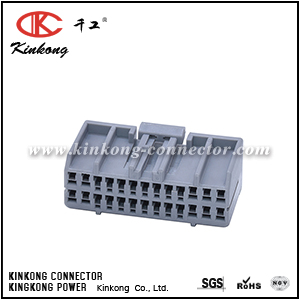 917994-6 90980-11423 178885-6 26 hole electrical ecu connectors CKK5261G1-1.2-1.8-21