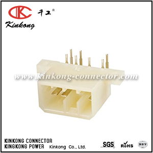 172039-1 7 pin male cable connector