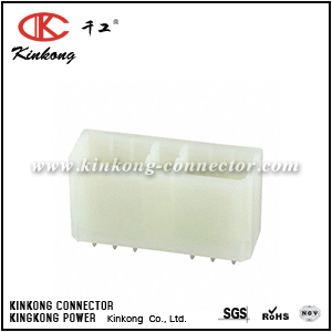 171362-1 13 pin male automotive connector