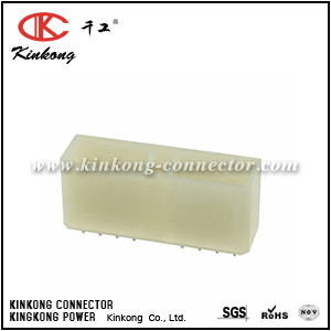 171363-1 17 pins blade auto connection