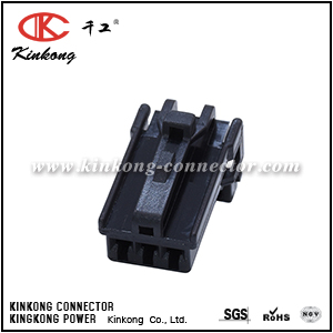 7123-8335-30 3 ways female wiring connector CKK5031B-1.8-21