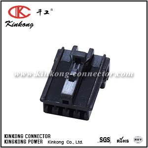 7123-8345-30 4 pole female socket housing CKK5041B-1.8-21