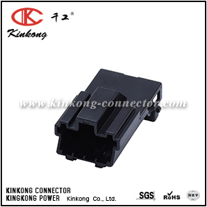 7122-8345-30 4 pin male electrical connector CKK5041B-1.8-11