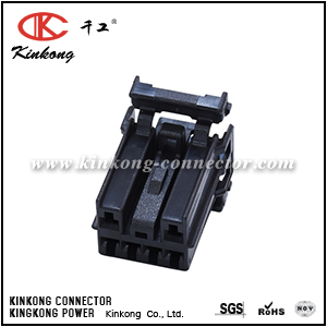 7123-8365-30 6 pole female automotive connector CKK5061B-1.8-21
