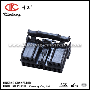 7123-8346-30 14 way female cable connector CKK5141B-1.8-21