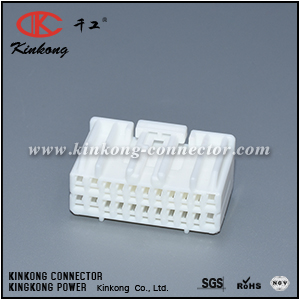917989-1 90980-11392 22 ways female Center connector CKK5221W-1.2-1.8-21