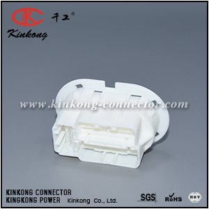 6098-7543 46 pin male automobile connector
