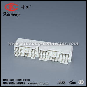173866-1 30 pin male crimp connector CKK5302WS-1.8-11