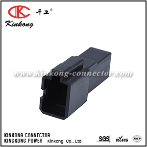 4 pin male cable connector CKK5047B-2.2-11