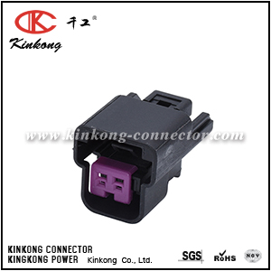 15332129 2 hole female electrical connector