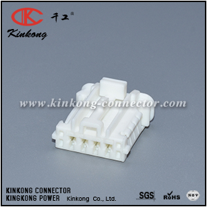 0988171040 98817-1040 4 hole female cable connector CKK5047W-1.5-21