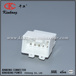 0-936242-1 8 pin male electrical connectors CKK5086W-2.2-11