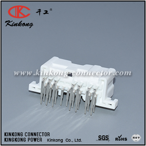 PK416-16017 16 pins blade Automotive Combination Switch Harness Connector CKK5163WA-2.2-11