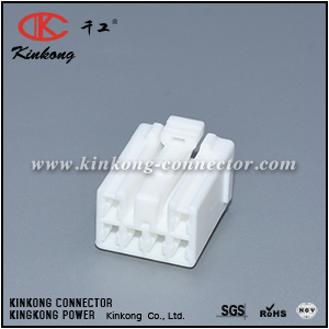7183-6322 7283-1060 15337988 MG651044 6 hole female Sunroof and Window Connector CKK5064W-2.2-21