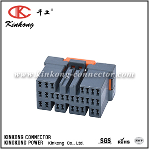 6098-1273 PA335-28320 MG611648-5 MX7-A-28SC 28 way female Engine Harness connectors CKK5283G-1.0-1.2-21