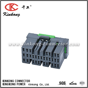 6098-1271 PA335-30320 MG611650-5 MX7-A-30SC 30 hole female Engine Harness connector CKK5303G-1.0-1.2-21
