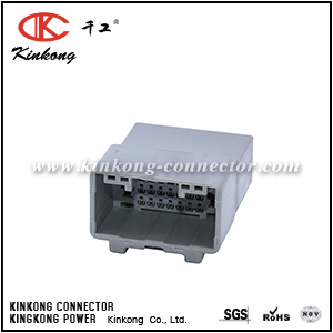 25 pin male wiring connector CKK5251G-0.6-2.2-11